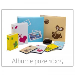 Albume pentru poze 10x15